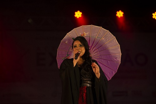 A bela voz de Susana Sano