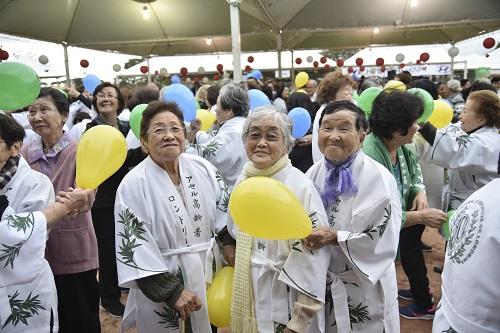 Tarde com idosos é destaque desta sexta