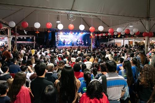Expo Japão 2019 teve recorde de público